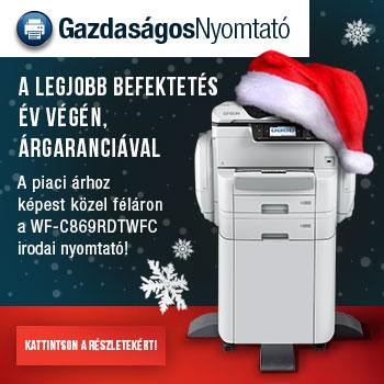 Gazdaságos nyomtató - akciók - 2