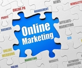 online marketing puzzle