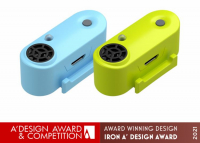 Rangos design díjjal ismerték el a magyar ultrahangos kullancsriasztót
