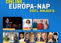 Élő online koncertek, gasztroélmény és virtuális futóverseny május 9-én!
