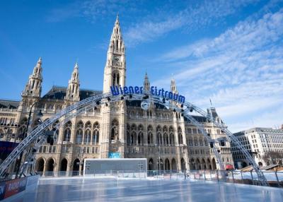 25. Bécsi Jégálom - 2020. január 22. - március 1.