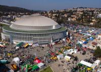 Csak 2021-ben rendezik meg a 62. MSV Nemzetközi Gépipari Szakvásárt Brnóban